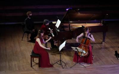 Livestream Concert – Libre Piano Trio