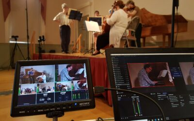 Livestream Concert – The Bach Players